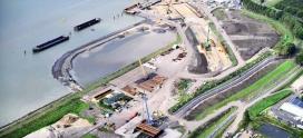 Ko-Mats draglineschotten bij bouw Blankenburgverbinding